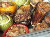 Légumes farcis menus propos caniculaires