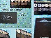 Zoom palettes Sleek Makeup