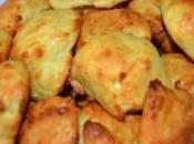Gougères emmental/parmesan/curry