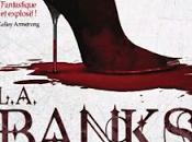 Arcanes Lune Rouge, tome Mauvais sang L.A. Banks