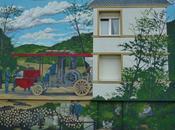 FAMECK-RÉMELANGE(57)-Peinture Murale-Mémoire Rurale