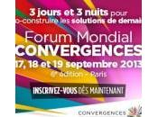Rendez septembre Forum Mondial Convergences!