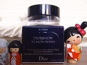 Diorshow Fusion Mono comeback makeup fétiche!
