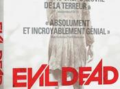 Critique dvd: evil dead