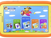 Samsung Galaxy Kids tablette pour enfants