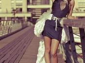 Continuer faire vivre robe mariée.