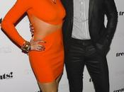 Robin Thicke Paula Patton lancement d'un album New-York 04.09.2013