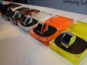 Galaxy Gear Smartwatch pour accompagner votre