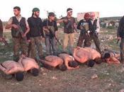 ligne rouge Syrie armes chimiques crimes guerre
