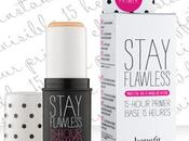 Stay Flawless, base teint miracle signée Benefit...
