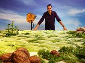 """Foodscapes"" paysages nourriture"