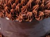 Gâteau l'amant chocolat extrême