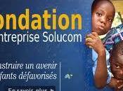 Appel projet Fondation Solucom faveur l'enfance défavorisée