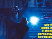 Tout premier test couverture Lucasfilm Magazine