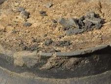 archéologues découvrent sépultures l'époque romaine Czelin