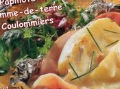 Papillote pomme-de-terre Coulommiers
