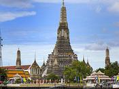 Arun Bangkok fermé pour