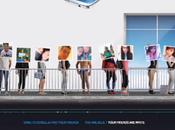 Samsung moque d'Apple crée première file d'attente digitale