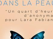 """""""LARA FABIAN dans peau"""", roman dont Lara Fabian l'héroïne"""