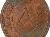 curieuse médaille, compagnonnique maçonnique, datée Blois 1808…