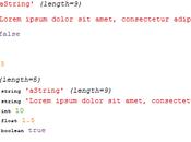 CwsDump Alternative fonctions var_dump print_r
