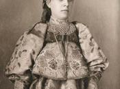 Coiffes traditionelles kokochniks collection Natalia Chabelskaya