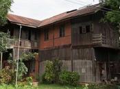 """George Orwell retour"""" Birmanie! jeunes artistes birmans mobilisent pour sauver maison l'écrivain vécu 1922 1927"""