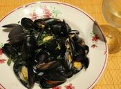 Moules gingembre