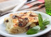 Lasagnes champignons, saveurs gourmandes d'automne