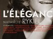 L'élégance selon Nathalie Rykiel dans collection Manifeste Editions Autrement