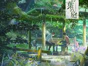 [Avant-première] Garden Words Grand octobre 2013