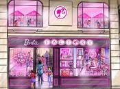 Barbie s'installe Paris