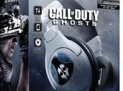 Turtle Beach dévoile design casques Call Duty Ghosts