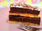 Napolitain revisité abricot-chocolat