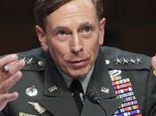 retour Général Petraeus