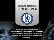 Rotary, nouveau partenaire horloger Chelsea