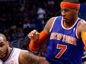 Carmelo Anthony :''Je n'ai réussi digérer''