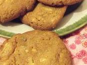 Cookies chocolat blanc noix Brésil