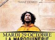 "Magic Malik concert octobre Maroquinerie nouvel album ""Tranz Denied"" dans bacs depuis septembre"