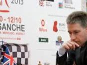 Echecs Maxime Vachier-Lagrave 3-4e Bilbao