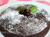Gâteau moelleux chocolat tofu soyeux