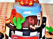 Flash Queen cake design