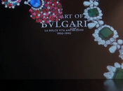 Rétrospective Bulgari Interactivité magie musée Young Francisco