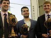 Echecs Svidler remporte Super finale Russie