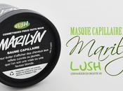Masque Capillaire Marilyn Lush