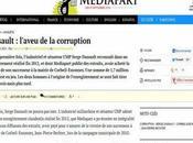 Mediapart fait révélations Serge Dassault 16/09/13