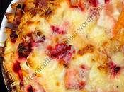 Gratin pâtes betteraves Pasta Bake with Beetroot