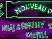 Kartell présente Waze Odyssey Vanilla Wanderlust