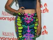 Katerina Graham Aquafina FlavorSplash Launch