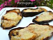 Aubergines Parmigiana